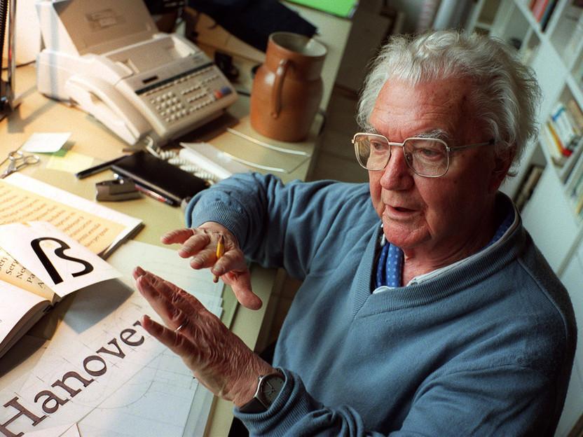 Adrian Frutiger (1928 – 2015)