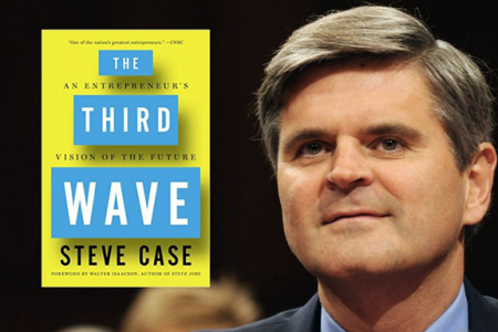 "Steve Case and ""The Third Wave"" of the Internet"